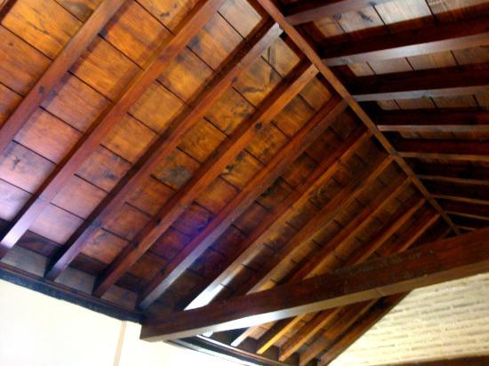 HOTEL CASA MORISCA: Artesonado de una habitación (2ª planta)