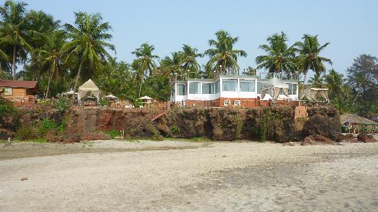 Micasa Beach Resort: l hotel vu de la plage