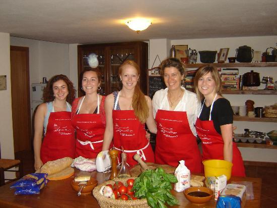 Fattoria Bassetto: Cooking class