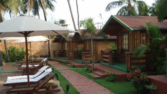 Micasa Beach Resort: les bungalows