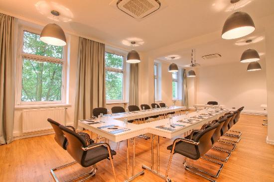 relexa hotel Bellevue: Tagungsraum Uhlenhorst
