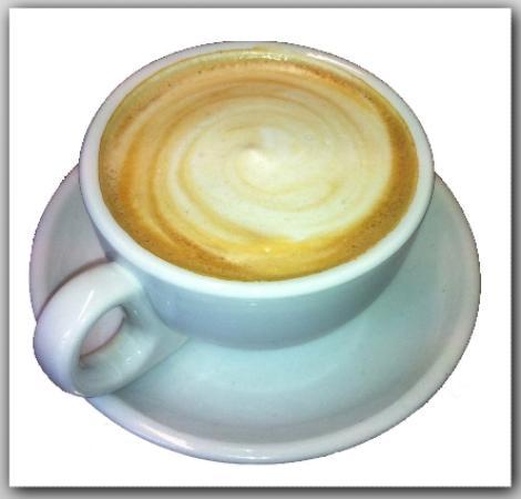 Porters Coffee House : Cafe Lattte