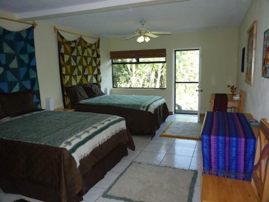 Lake Villa Guatemala: Lake View room