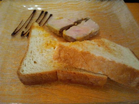 La Cassolette : Pate sfogliato con pane