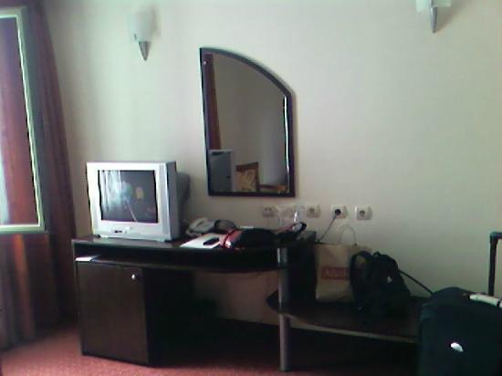 Hotel Zdravets: room 405