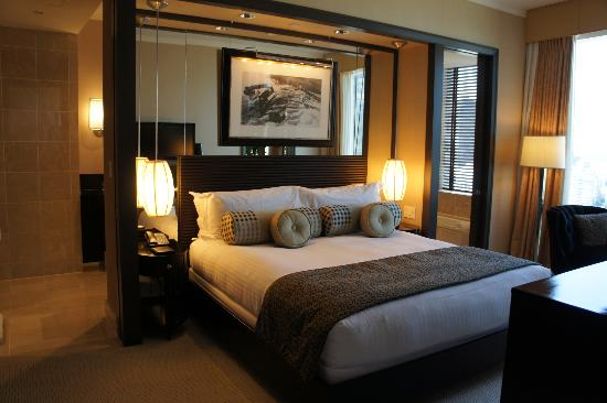Mandarin Oriental, New York: Bedroom   Central Park View Suite