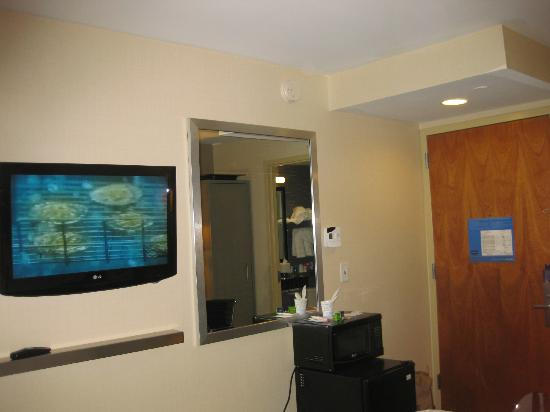 Hampton Inn Manhattan - Madison Square Garden Area: Habitación doble