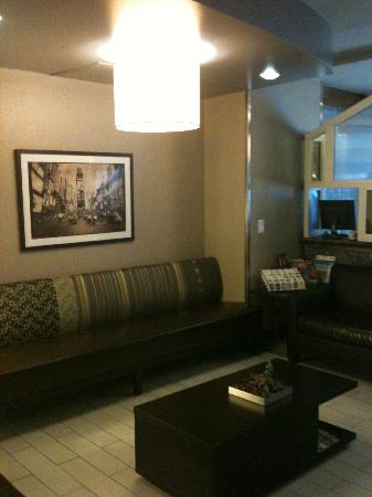 Hampton Inn Manhattan - Madison Square Garden Area: Recepción