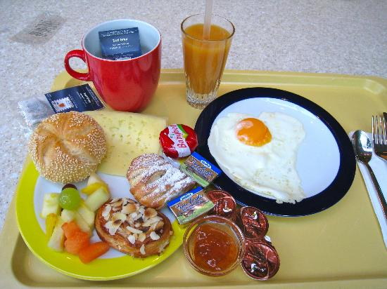 PLAYMOBIL-Hotel: Breakfast