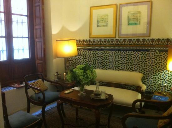 Hotel Amadeus: charming atmosphere