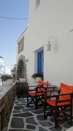 Hotel Galini: Entrée