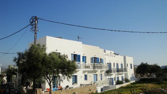 Hotel Galini & Sofia Latina: Vue extérieure