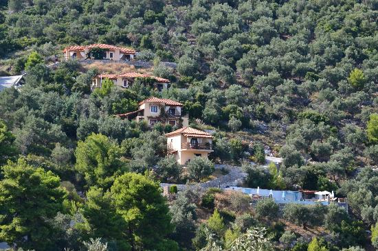 Skiathos Garden Cottages: Garden Cottages!