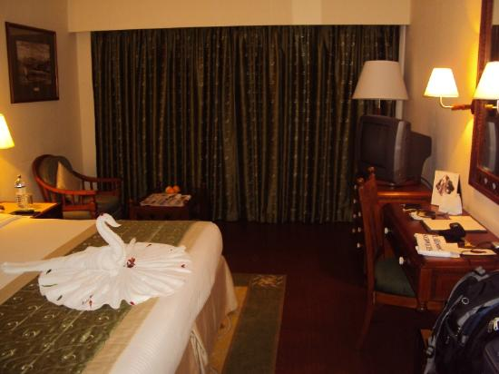 Taj Samudra Colombo : Suite on 6th Floor.. specious
