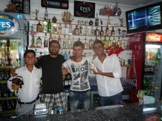 Angel Restaurant & Cocktail Bar : staff at angels xxxx