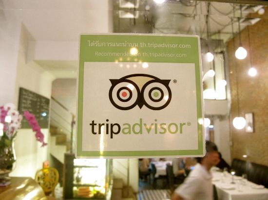 Tanyamama: tripadvisor recommended !