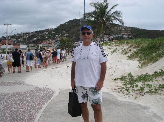 Cabo Frio House of History: entrada al puerto