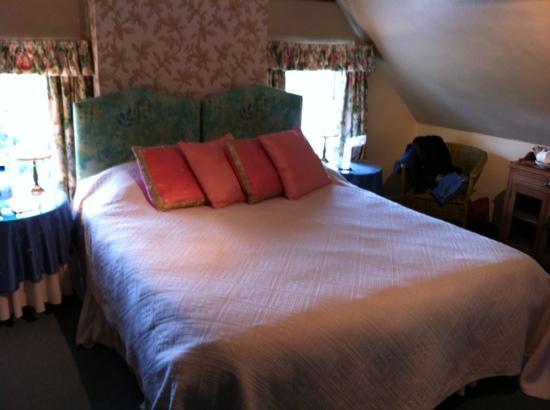 Bowers Hill Farm B&B: Chambre au 2 eme