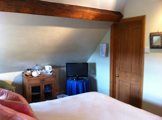 Bowers Hill Farm B&B: Chambre au 2 eme ...