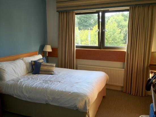 Stirling Court Hotel: camera doppia