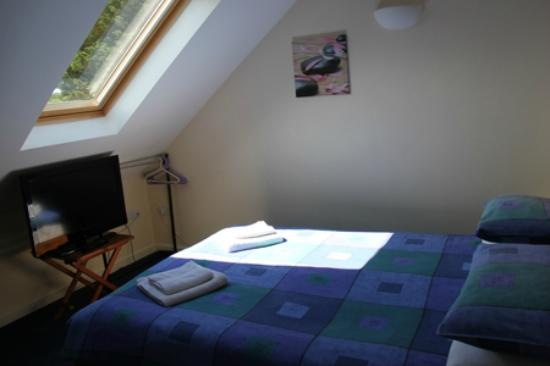Bridgwater Farm: double bedroom on the first floor