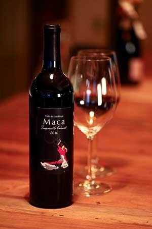Maca Restaurant: MACA WINE