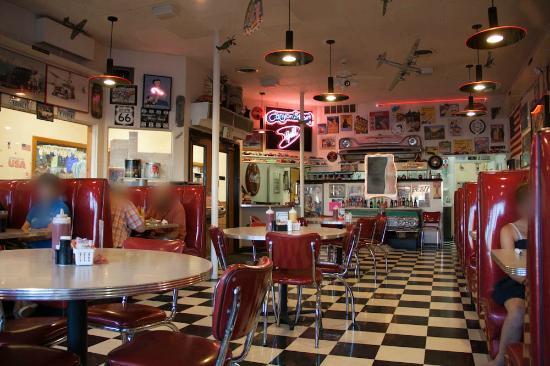 Canyon Street Grill : La déco est très sympa