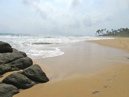 Villa Balapitiya Beach: Balapitiya Beach