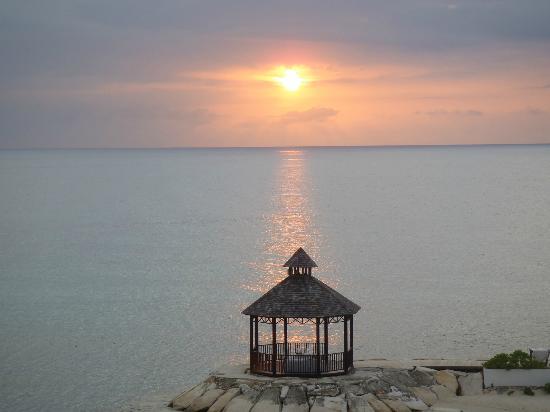 Secrets Wild Orchid Montego Bay: sunset view