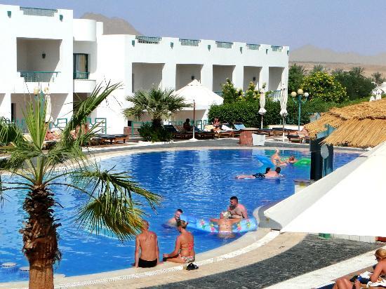Sharm Holiday Resort Hotel: The Pool
