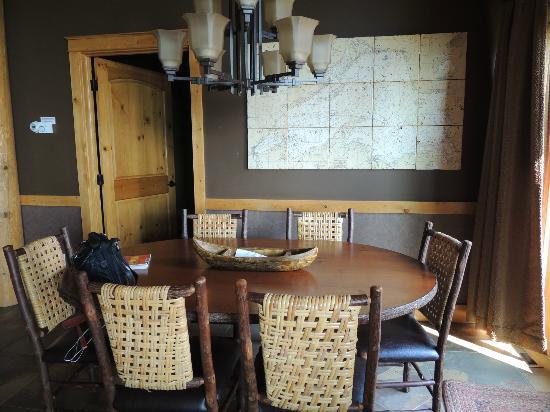 Grand Superior Lodge: Dining room