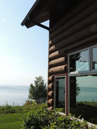 Grand Superior Lodge: View from deck