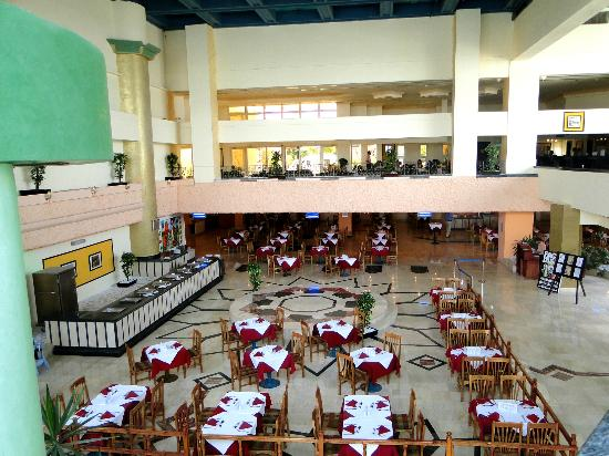 Sharm Holiday Resort Hotel: The Restaurant