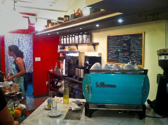 The Chipped Cup Coffee Shop