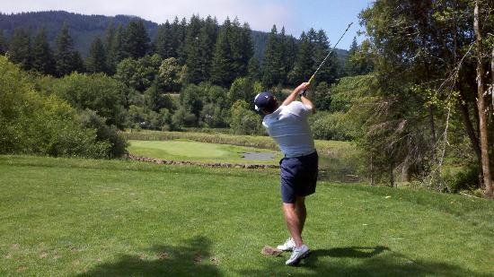 Salmon Run Golf Course: Golfer's paradise
