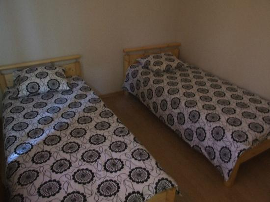 Jurmala Holidays: Two bedroom apartment bedroom