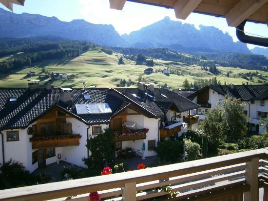 Al Pigher: Dolomites from the balcony