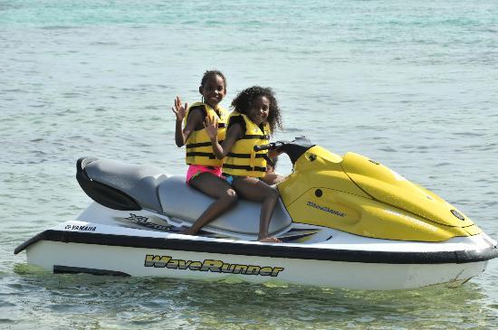 Jam Water Sports: Jet Ski Rental.