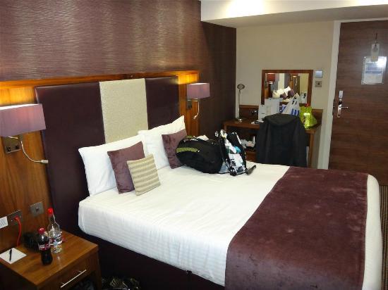 The Dunstane Hotel: Standard Double