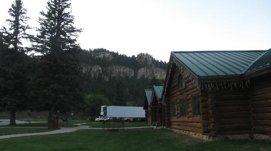 Spearfish Canyon Lodge: views