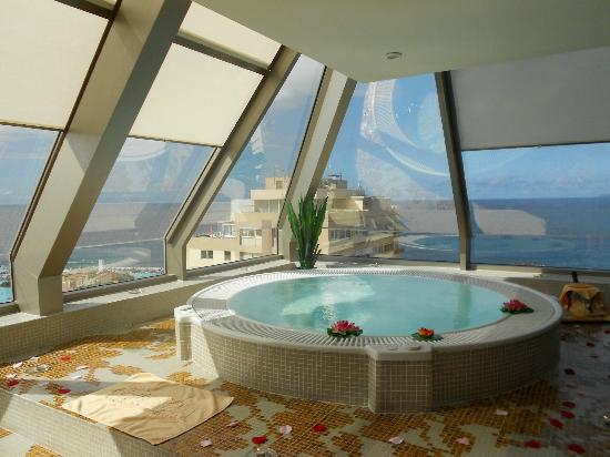 Sol Costa Atlantis: Sala privada de sauna y spa
