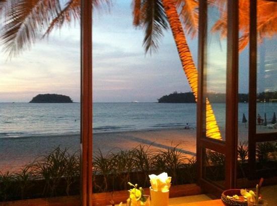 The Boathouse Phuket:                   Relaxing