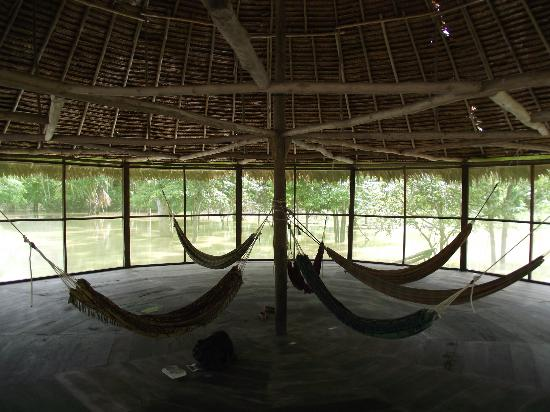 Chullachaqui  Eco Lodge: best place to relax