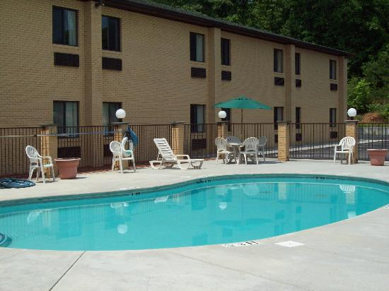 Quality Inn: Outdoor Pool