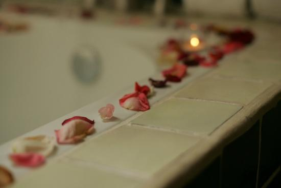Finca Rosa Blanca Coffee Plantation Resort: Bathtub closeup