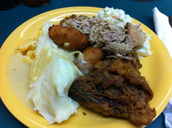 Casey's Buffet Barbecue & Home Cookin