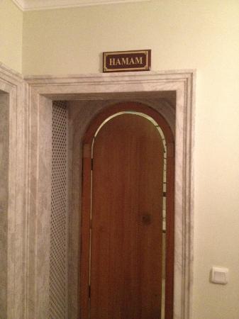 Artefes Hotel Istanbul: Hamam