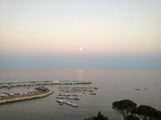 Hotel Miramare : View from the room