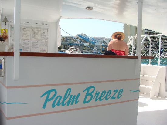 Palm Breeze Charters: Palm Breeze