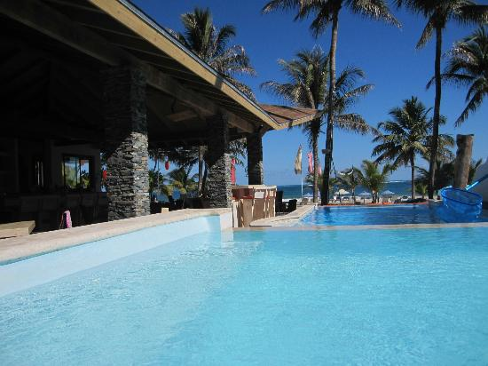 Front Loop Cabarete: View from the jacuzzi